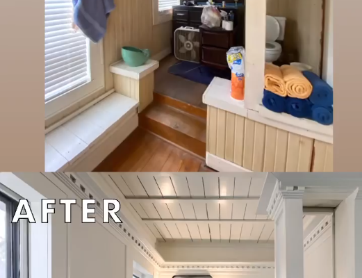Harrison Bathroom Before and After