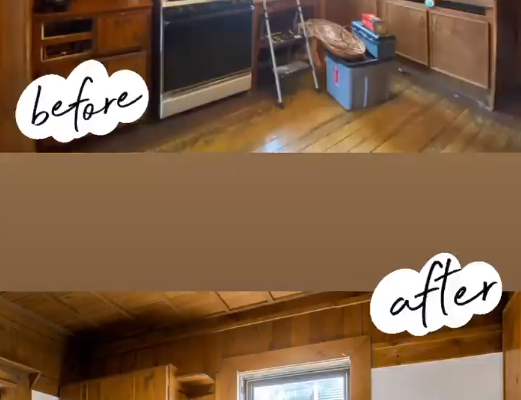 Harrison Kitchen Before and After2