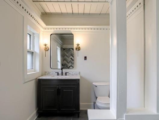 Harrison Upstairs Bathroom After